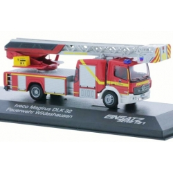 Modell 1:87 MB Atego Magirus DLK, FF Wildeshausen (NDS)