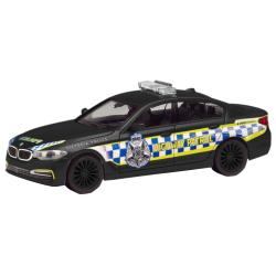 Modell 1:87 BMW 5er Limousine, Victorian Highway Police...
