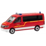 Model car 1:87 MAN TGE Bus FD, MTF 11-17-10, FF Glosar (NDS)
