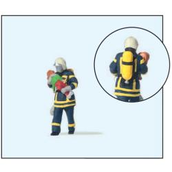 Equipment 1:87 Figuren - Atemschutzgeräteträger...