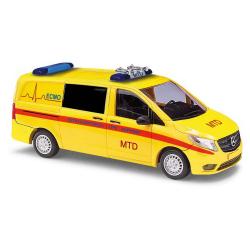 Model car 1:87 MB Vito, MTD Medizinischer Transport...