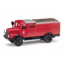 Model car 1:87 IFA S4000-1, TLF16 , FF Willsdruff (SN)...