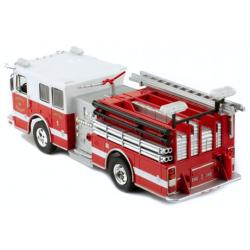 Model car 1:43 Seagrave Marauder II Fire Engine,...