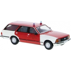 Model car 1:87 Ford Grenada II Turnier, KdoW, WF Wacker...