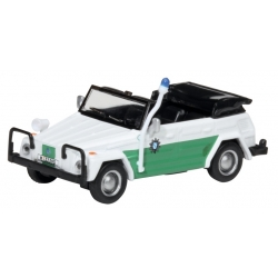 Model car 1:87 VW Typ 181, Polizei Bayern