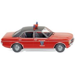 Model car 1:87 Ford Granada, KdoW, FF Vohenstrauß...