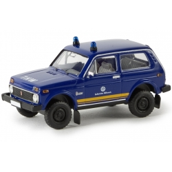 Modell 1:87 Lada Niva, THW