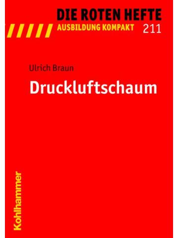 """Book: red Heft 211 """"Druckluftschaum"""" - 87 S."""