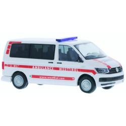 Model car 1:87 VW T6, Ambulance Westtirol (AT)