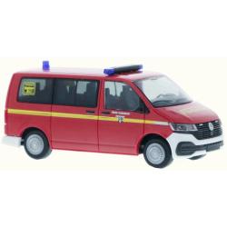 Model car 1:87 VW T6.1, MTW, Fl. Pinneberg 16-18-01, FF...