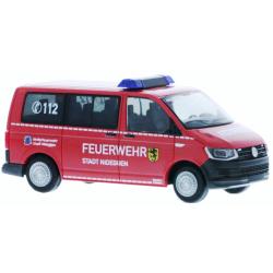 Modell 1:87 VW T6, MTW, FF Nideggen (NRW)