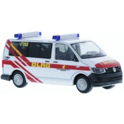 Modell 1:87 VW T6, DLRG Celle (NDS)