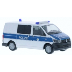 Modell 1:87 VW T6, Bundespolizei