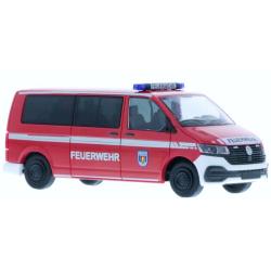 Model car 1:87 VW T6, MTW 19-02, FF Genthin (SAN)