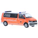Model car 1:87 VW T6, MTW 14-1, FF Stockstadt (BAY)