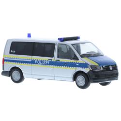 Model car 1:87 VW T6, MTW, Polizei Bayern