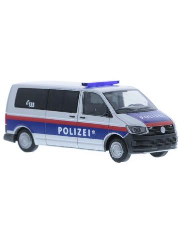 Model car 1:87 VW T6, MTW, Polizei (AT)