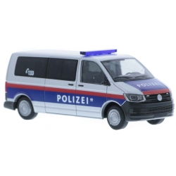Modell 1:87 VW T6, MTW, Polizei (AT)