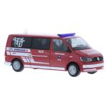 Model car 1:87 VW T6, KDO, FF Pöllau, Steiermark (AT)