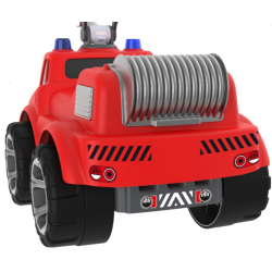 BIG-Power-Worker Maxi Fire Truck (2-7 Jahre)