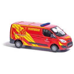 Modell 1:87 Ford Transit Custom, FF Baiersdorf (BAY)