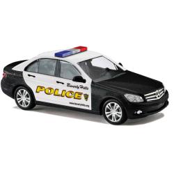 Modell 1:87 MB C-Klasse, Beverly Hills Police (USA)