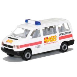 Modell 1:87 VW T4, ASB Einsatzleitung