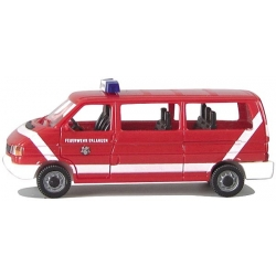 Modell 1:87 VW T4, MTW, FF Erlangen (BAY)