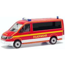 Modell 1:87 MAN TGE Bus FD, MTW, Feuerwehr