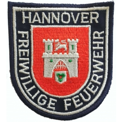 Abzeichen: FF Hannover (NDS) 8,5 x 7,8 cm