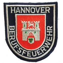 Abzeichen BF Hannover (NDS) 8,5 x 7,5 cm