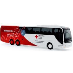 Modell 1:87 MAN Lions City DRK Blutspendedienst