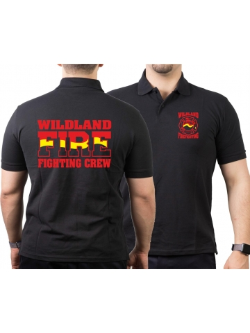 Polo black, Wildland Fire Fighting