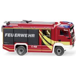 Model car 1:87 MAN TGM Euro 6, Rosenbauer AT, LF,...