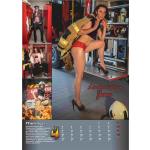 Kalender 2021 Feuerwehr-Frauen - das Original (21. Jahrgang)