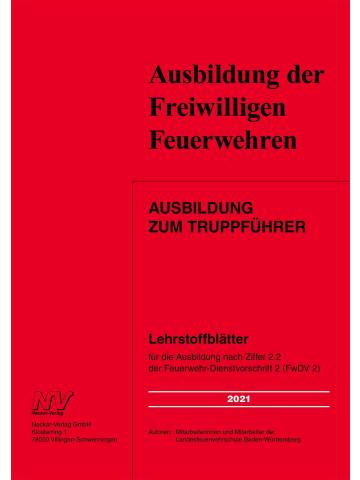 Lehrstoffblätter Grundausbildung BaWü (Teil 1+2), 312 S.