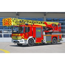 JahrBook Feuerwehr Fahrzeuge 2018