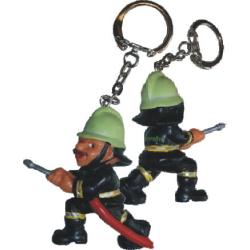 Schlüsselanhänger Feuerwehrmann - exklusiv (1 St)