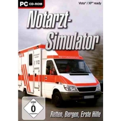 "PC-Game ""emergency doctor-Simulator"" f. XP+Vista"