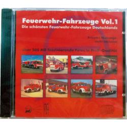 """CD-ROM: """"FW Fahrzeuge Vol. 1"""""""