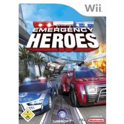 "Wii-Game ""Emergency Hereos"" f. Nintendo"
