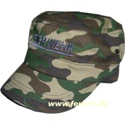 Cap Camouflage Olive