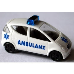 Model car 1:160 MB A-Klasse Ambulanz
