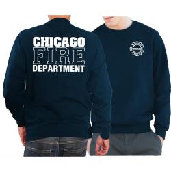CHICAGO FIRE Dept. Standard, navy Sweat