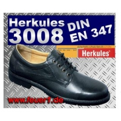 Herkules-Dienstschnürschuhe, Gr. 39