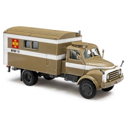 Auto modelo 1:87 Hanomag 28 MKW ASB