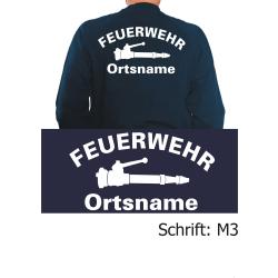 """Sweat mit Schriftzug """"M3"""" (Strahlrohr) mit..."""