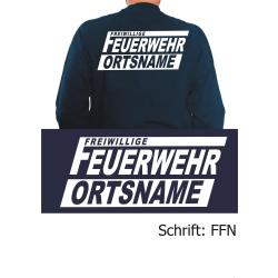 """Sweat mit Schriftzug """"FFN"""" (FF kursiv) mit..."""