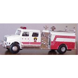 Model car 1:64 Washington DC Internl Pumper (USA)