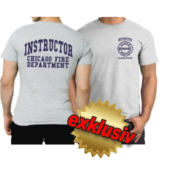 CHICAGO FIRE Dept. Instructor - Training Division, ash...